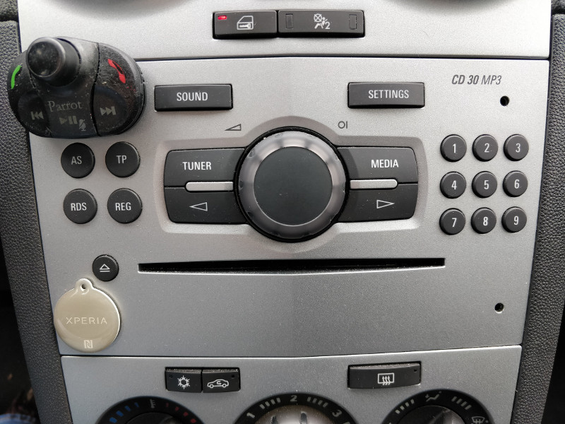Opel Radio CD